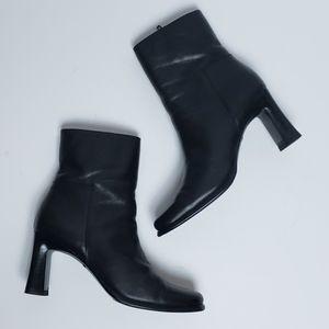 "Jennifer Moore ""Lisa"" Leather Ankle Boot"